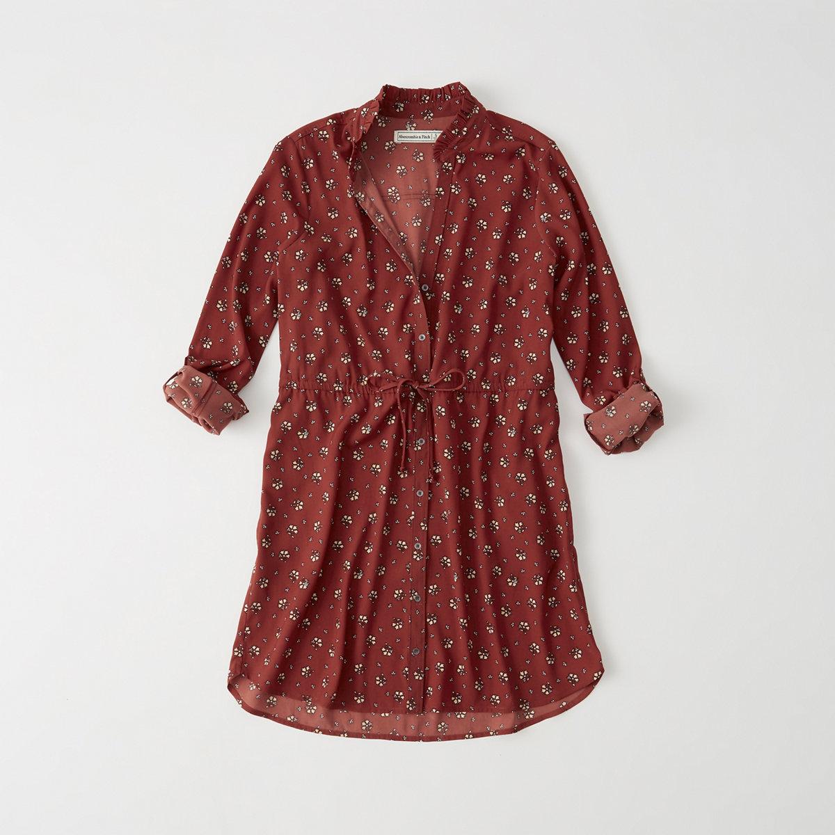 Classic Shirtdress