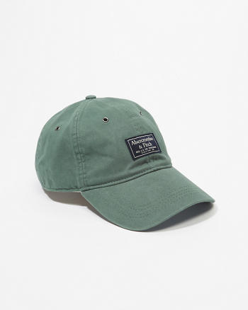 ANF Brushed Twill Cap