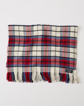 ANF Plaid Blanket
