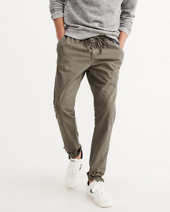 ANF Pull-On Pants