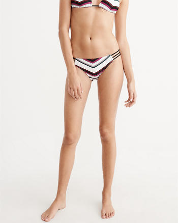 ANF Twisted Strap Bikini Bottom