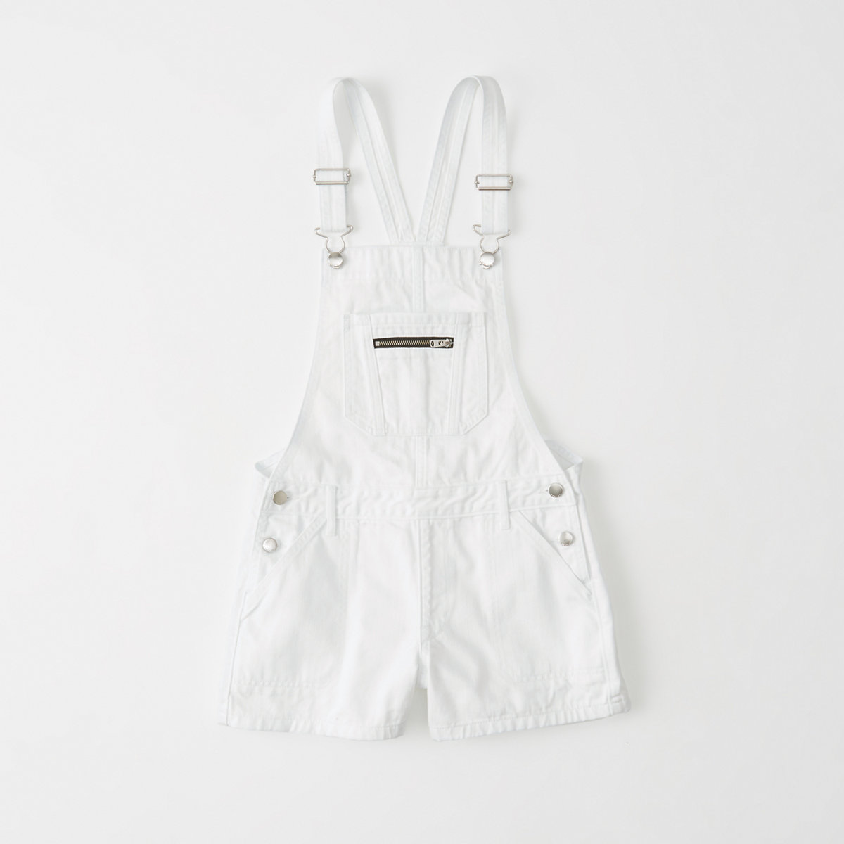White Shortalls