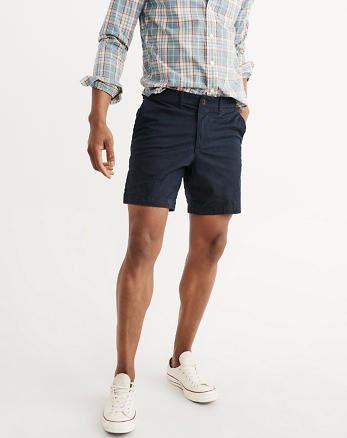 ANF Flat Front Shorts