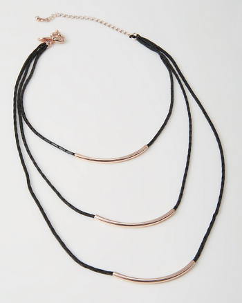 ANF Multi-Layer Necklace