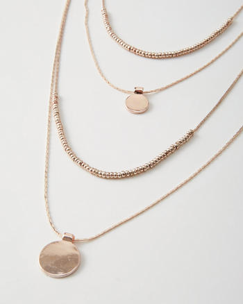 ANF Layering Necklace