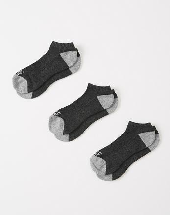 ANF 3-Pack Ankle Socks
