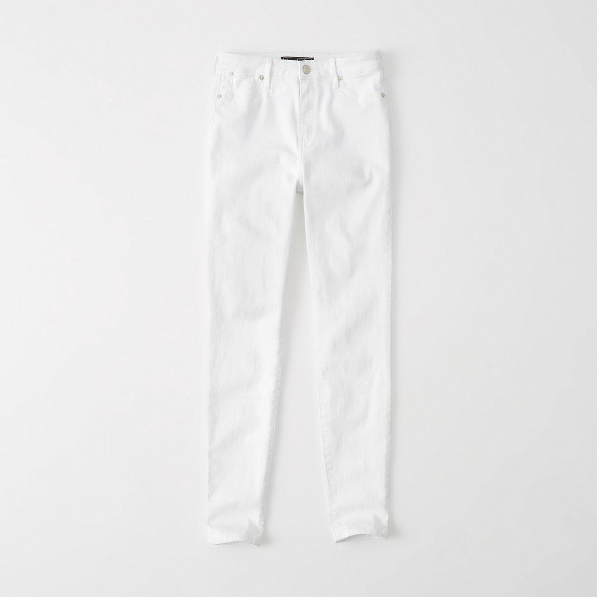 High Rise Super Skinny Jeans