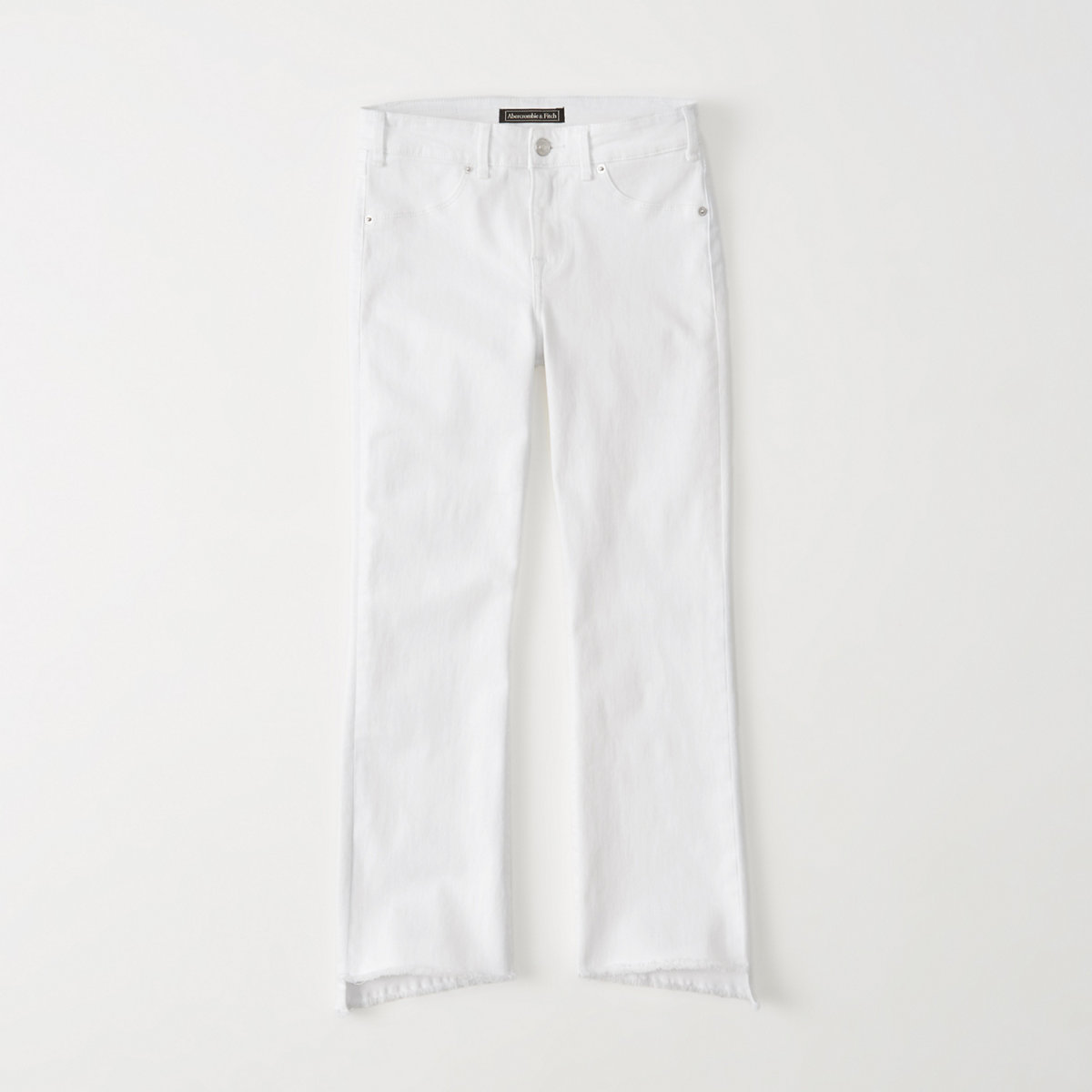 Flare Ankle Jeans