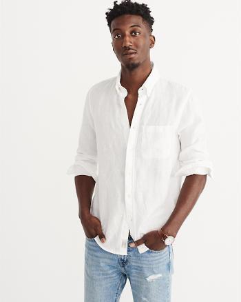 ANF Linen Shirt