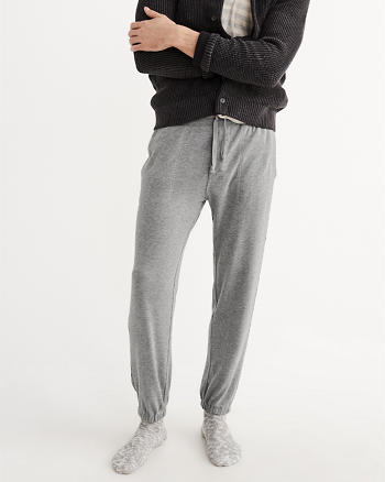 ANF Knit Sleep Joggers