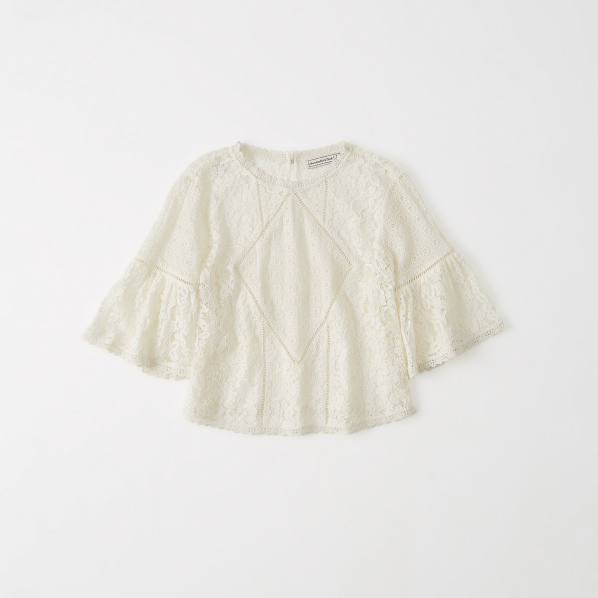 Lace Mix Blouse