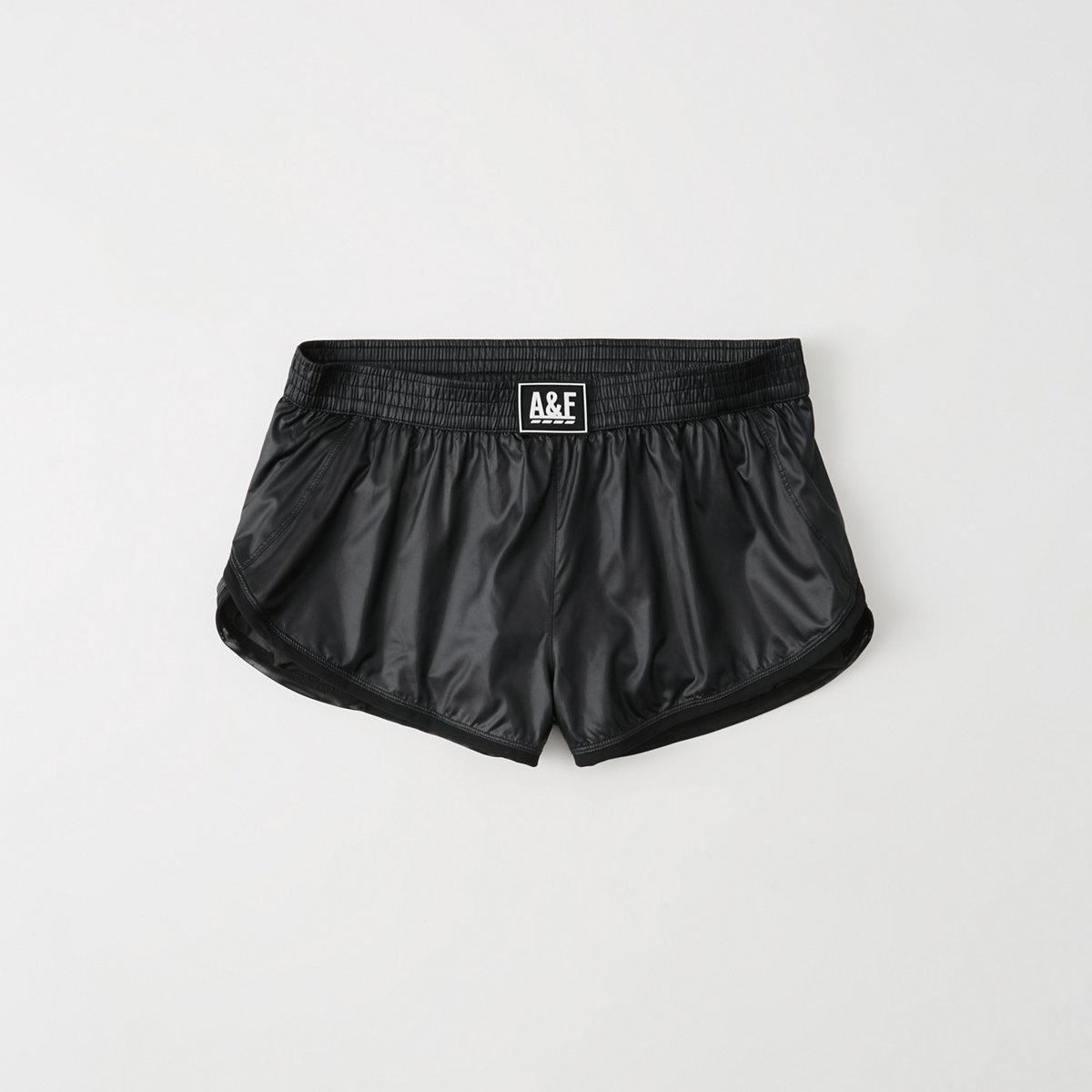 Active Nylon Shorts