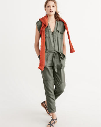 ANF Utility Jumpsuit