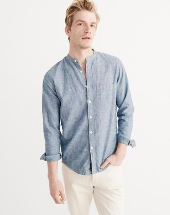 ANF Chambray Shirt