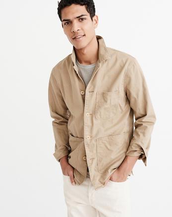 ANF Shirt Jacket