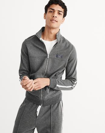 ANF Full-Zip Fleece Jacket