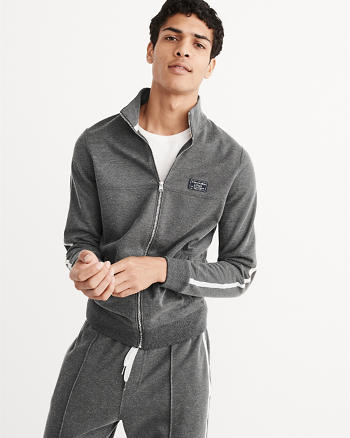 ANF Full-Zip Fleece Jacket