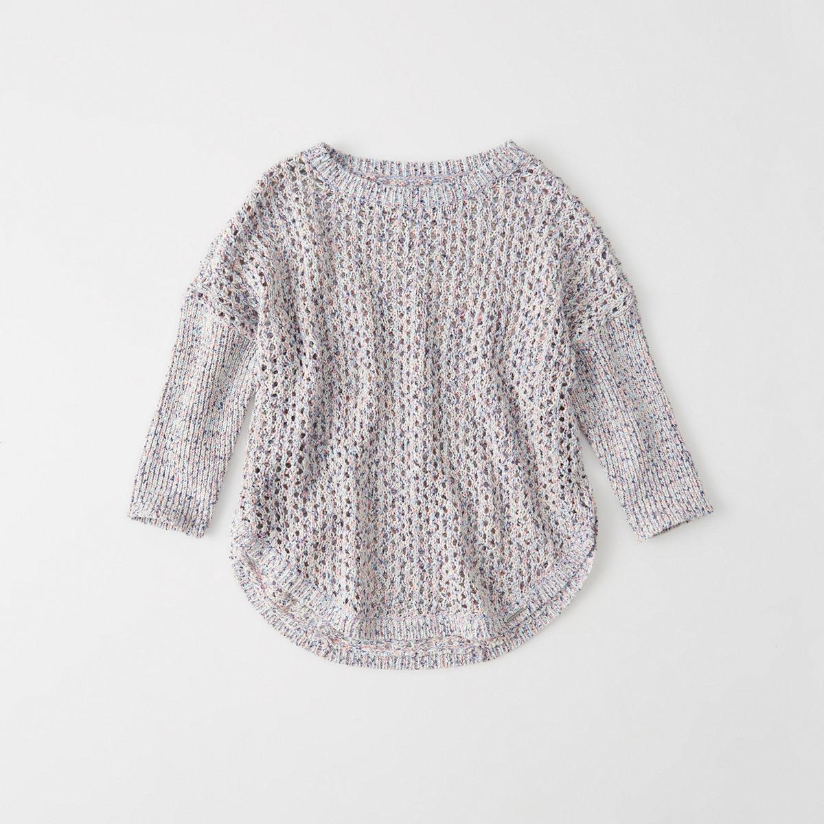 Textured Stitch Sweater