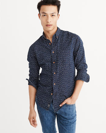 ANF Printed Shirt