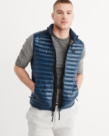 ANF Lightweight Down Vest