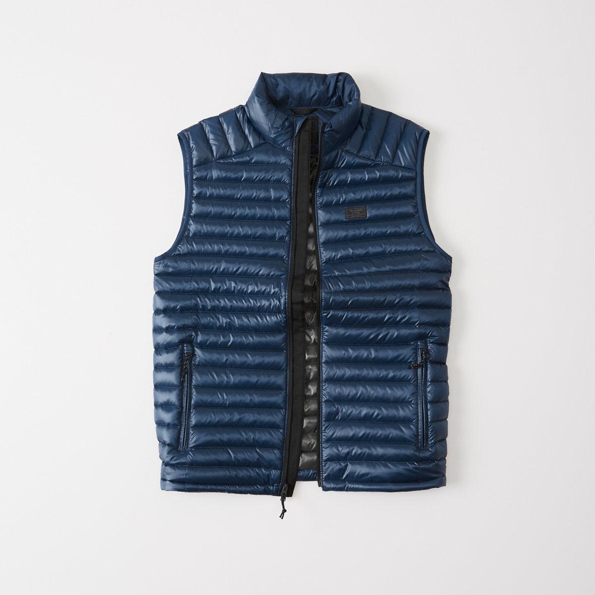 Lightweight Down Vest