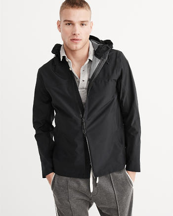 ANF Waterproof Rain Jacket