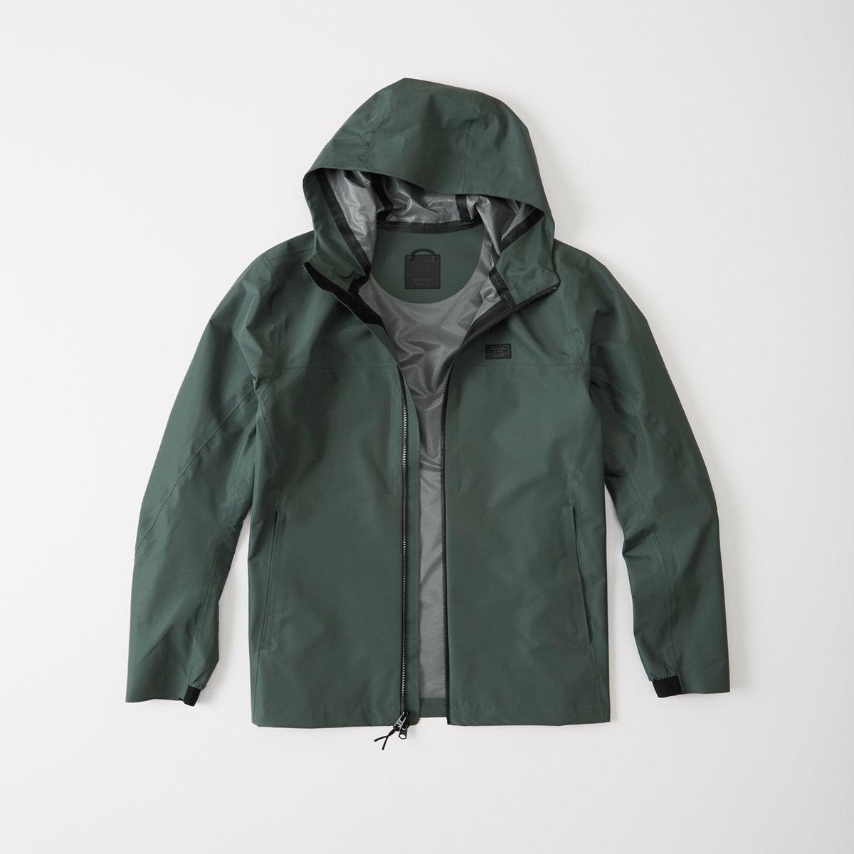 Waterproof Rain Jacket