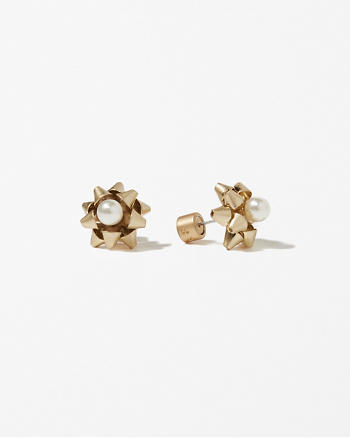 ANF Bow Stud Earrings