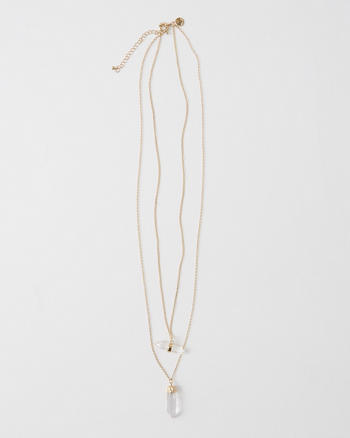ANF Delicate Layered Necklace