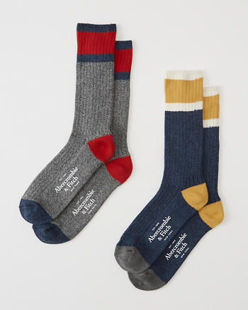 ANF Camp Socks