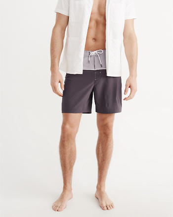 ANF Zip-Pocket Boardshorts
