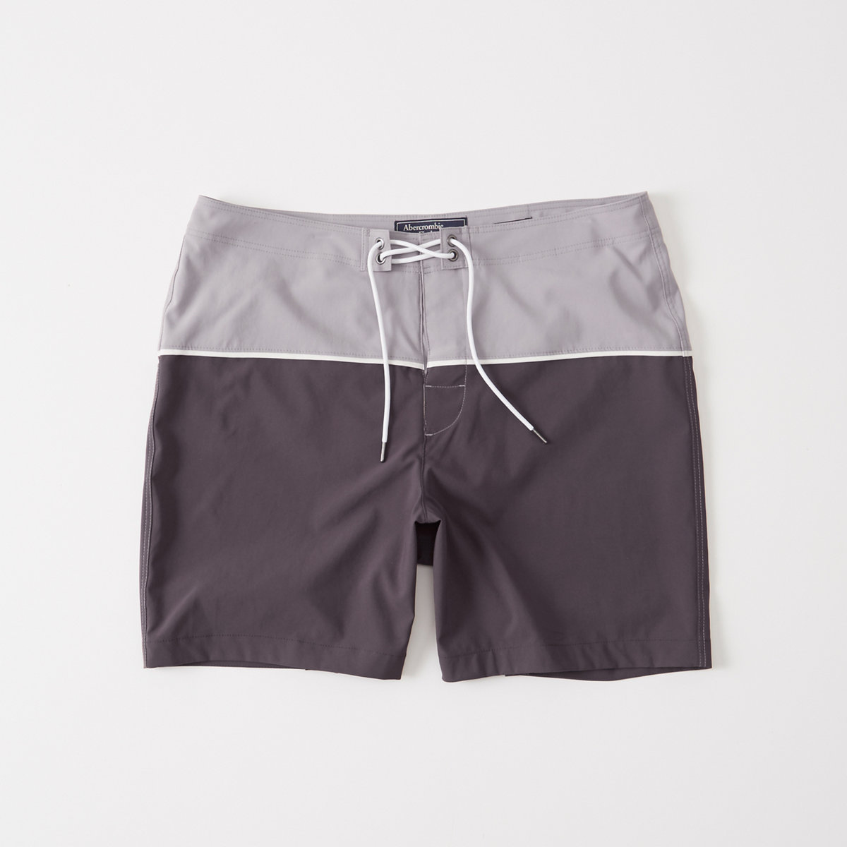 Zip-Pocket Boardshorts