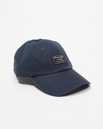 ANF Woven Slub Cap