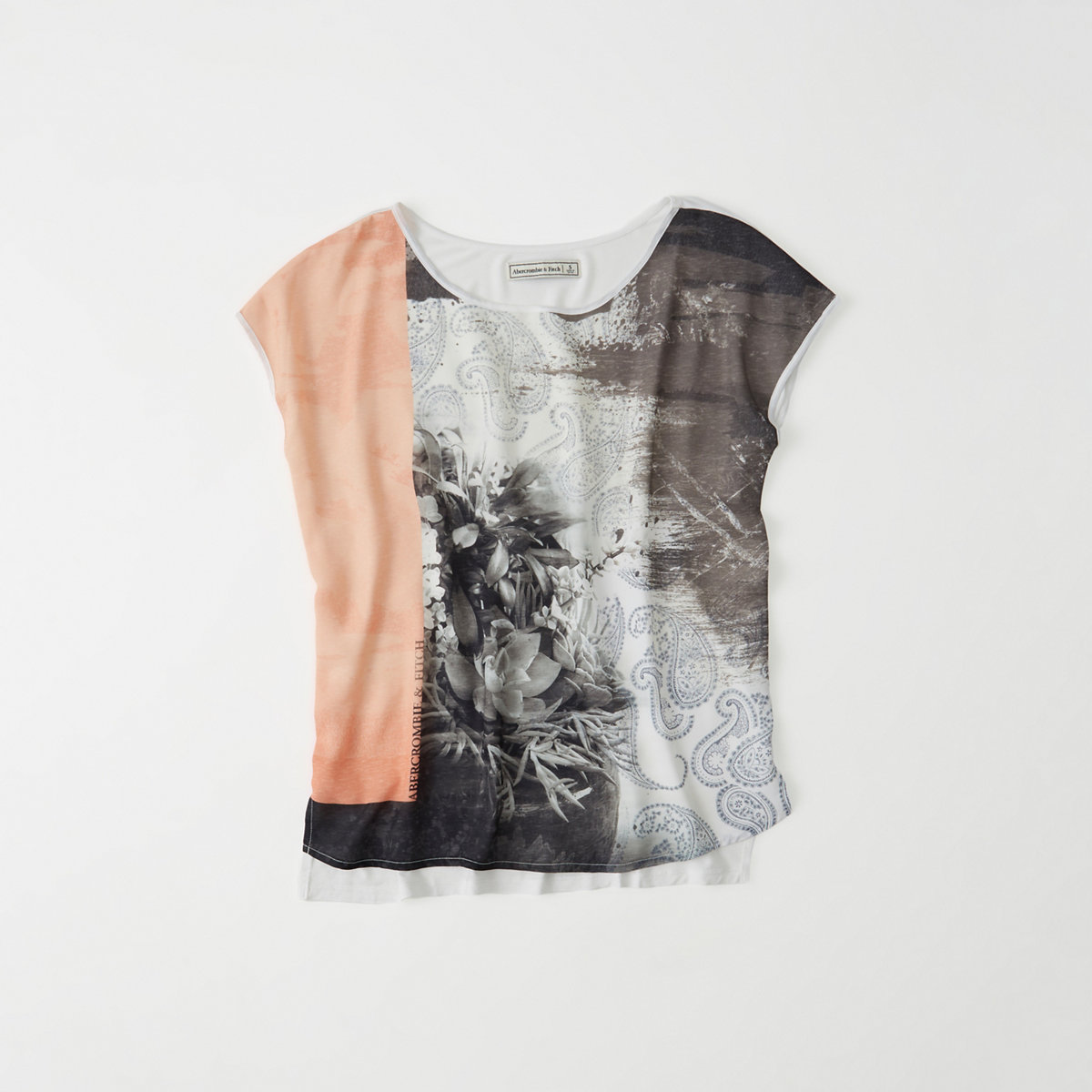 Sublimation Graphic Tee