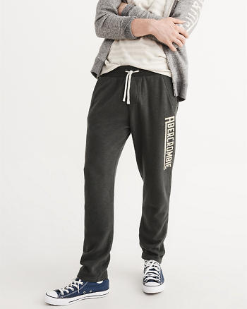 ANF Logo Graphic Sweatpants