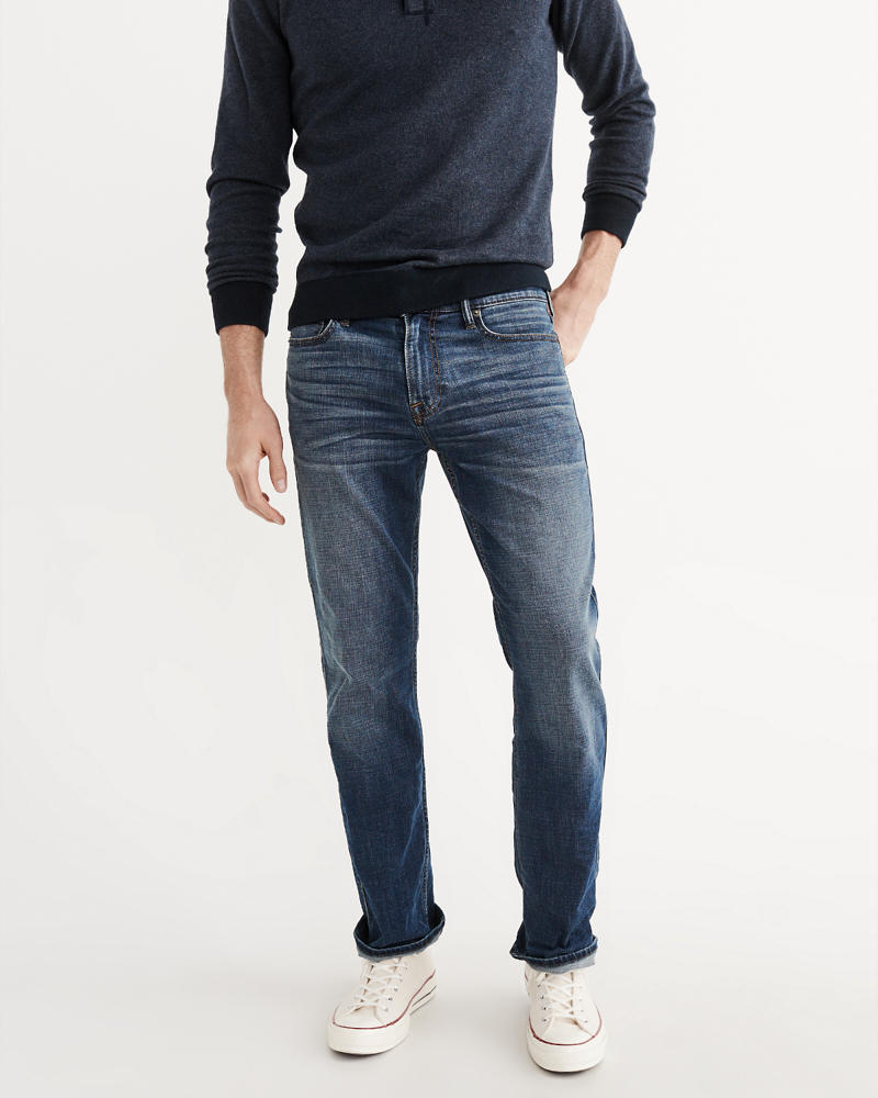 Mens Bootcut Jeans | Abercrombie &amp Fitch