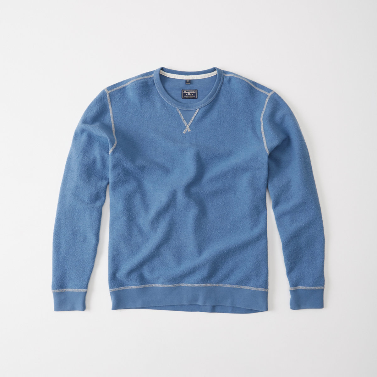 Oversized Crew Sweatshirt