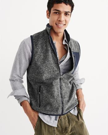 ANF Sport Fleece Vest