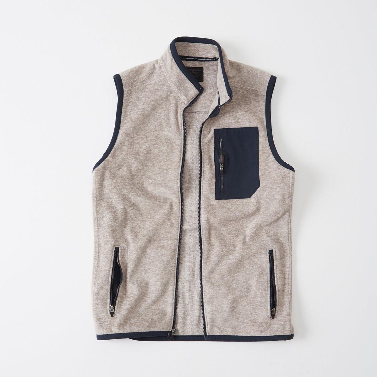 Sport Fleece Vest