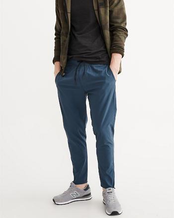 ANF Sport Cropped Nylon Pants