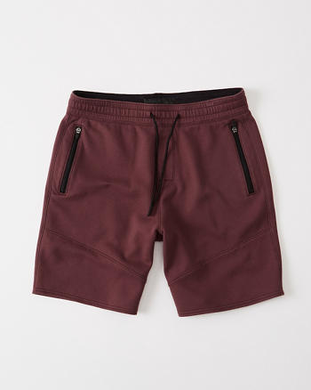 ANF Sport Mesh Pieced Shorts