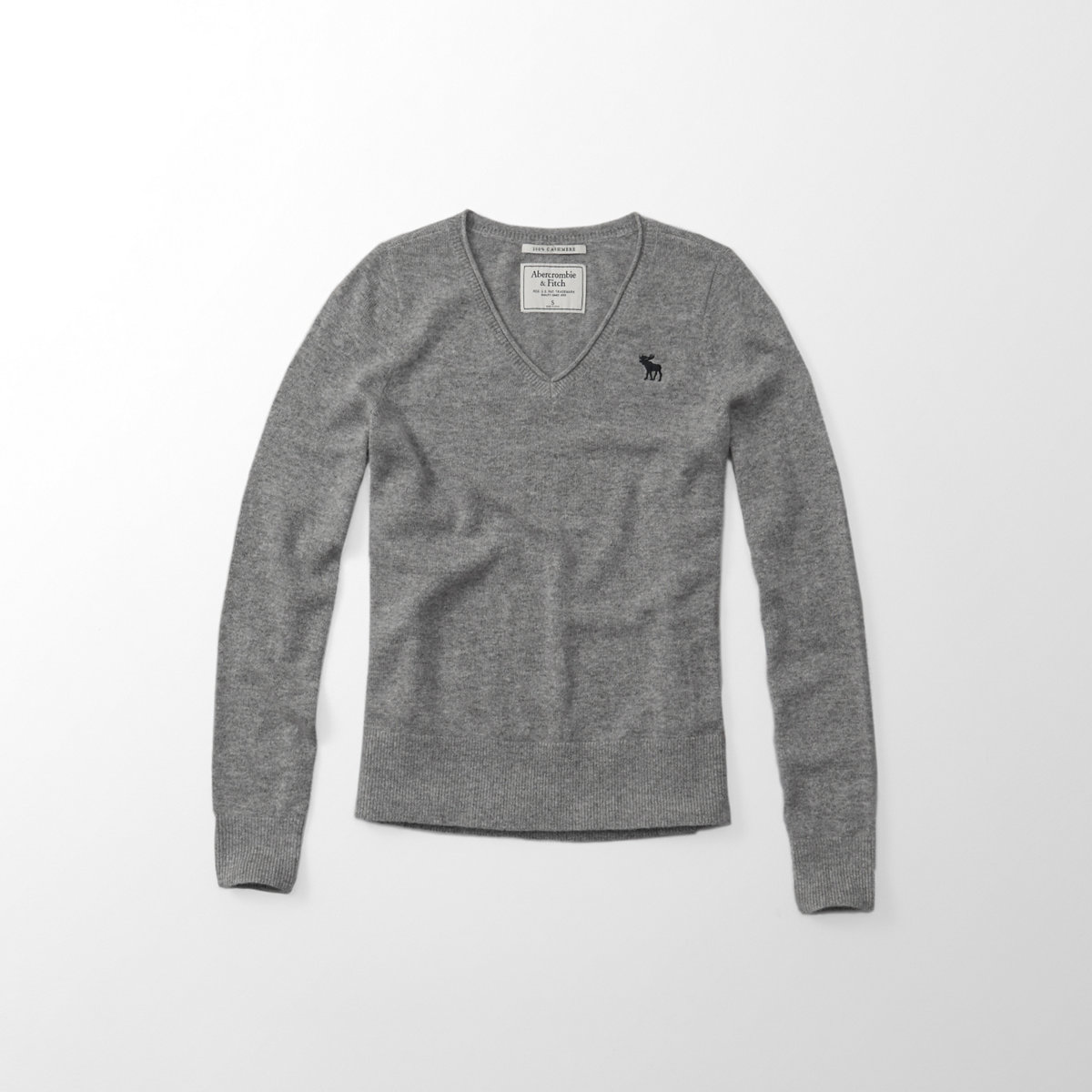 Cashmere Icon V-Neck Sweater