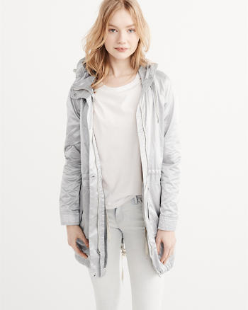 Womens Outerwear | Abercrombie & Fitch