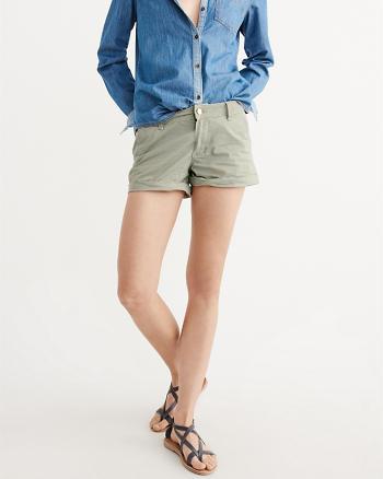 ANF Twill Shorts