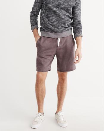ANF Logo Fleece Shorts