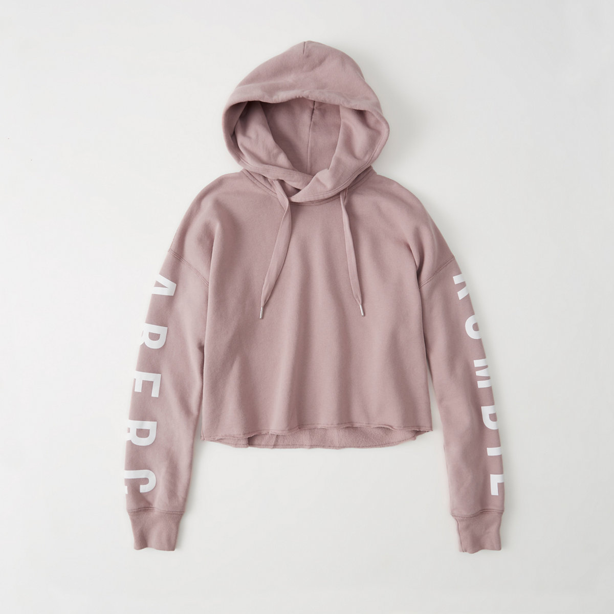 Relaxed Logo Graphic Hoodie
