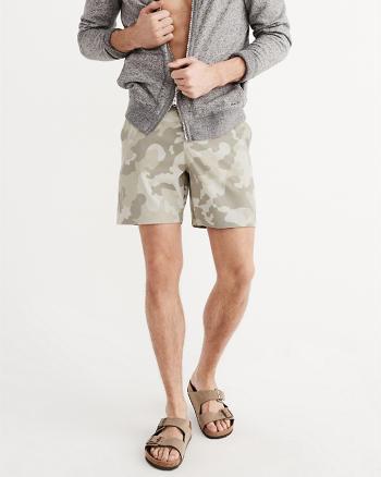 ANF A&F Hybrid Shorts