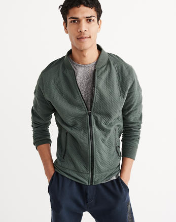 ANF Sport Baseball Full-Zip Fleece