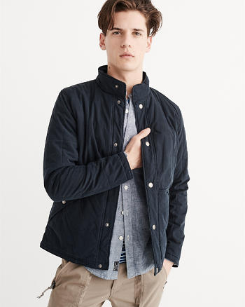 Abercrombie And Fitch Jacke Herren