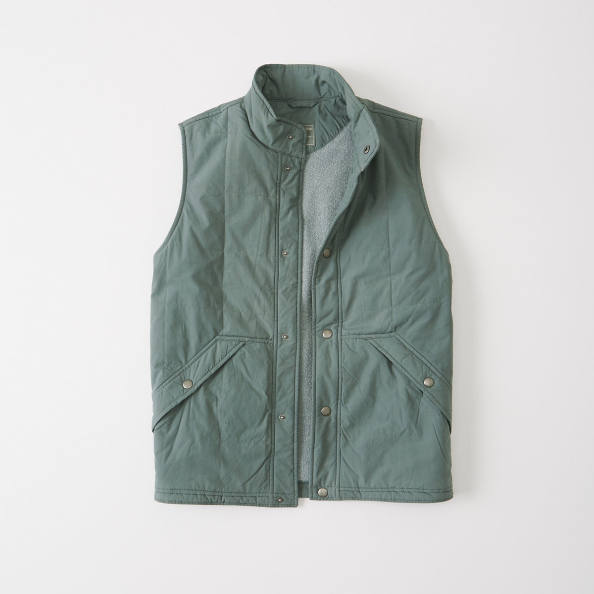 Box Quilted Vest